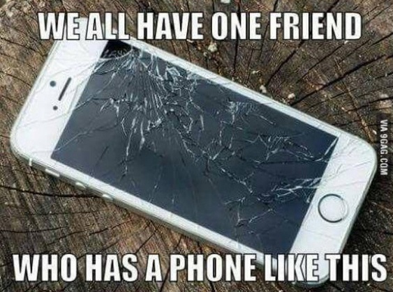 who has a phone like this