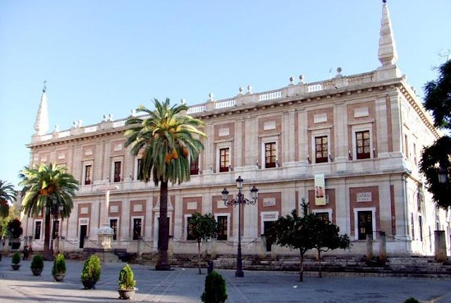 Arquivo Geral das Índias, Sevilha