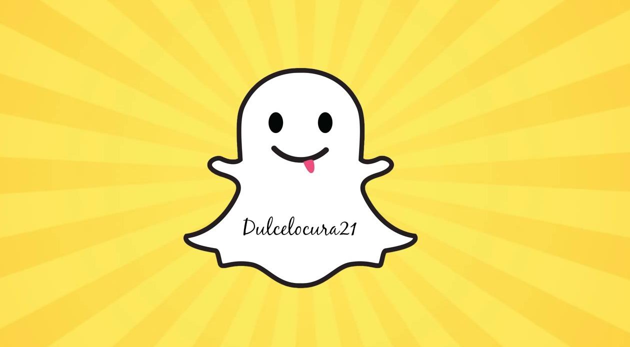 ¡Tengo Snapchat!