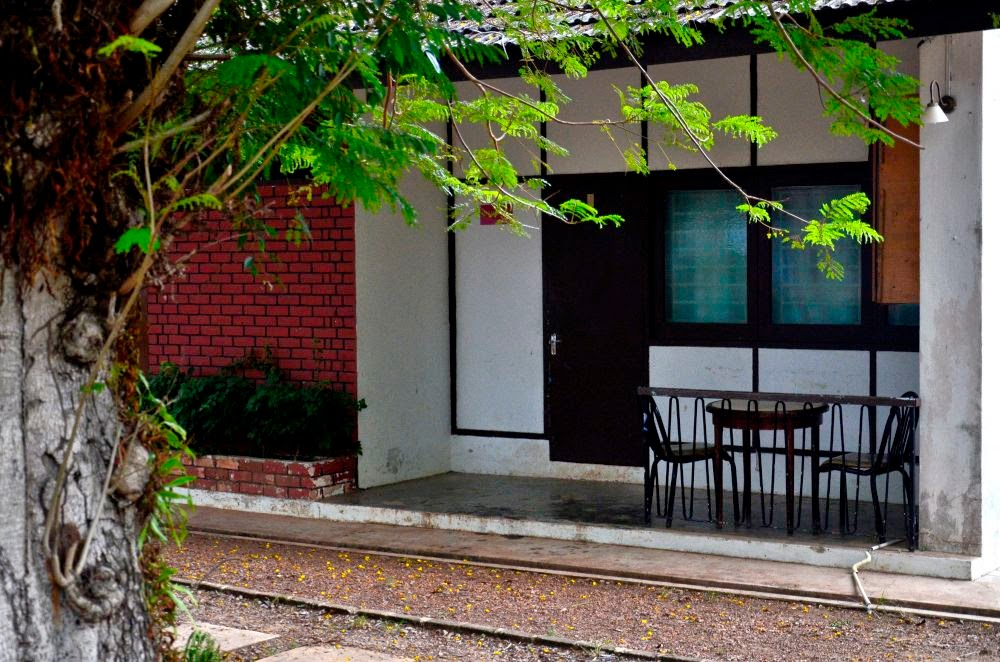 Bermalam di Bougainvilla resort Port Dickson