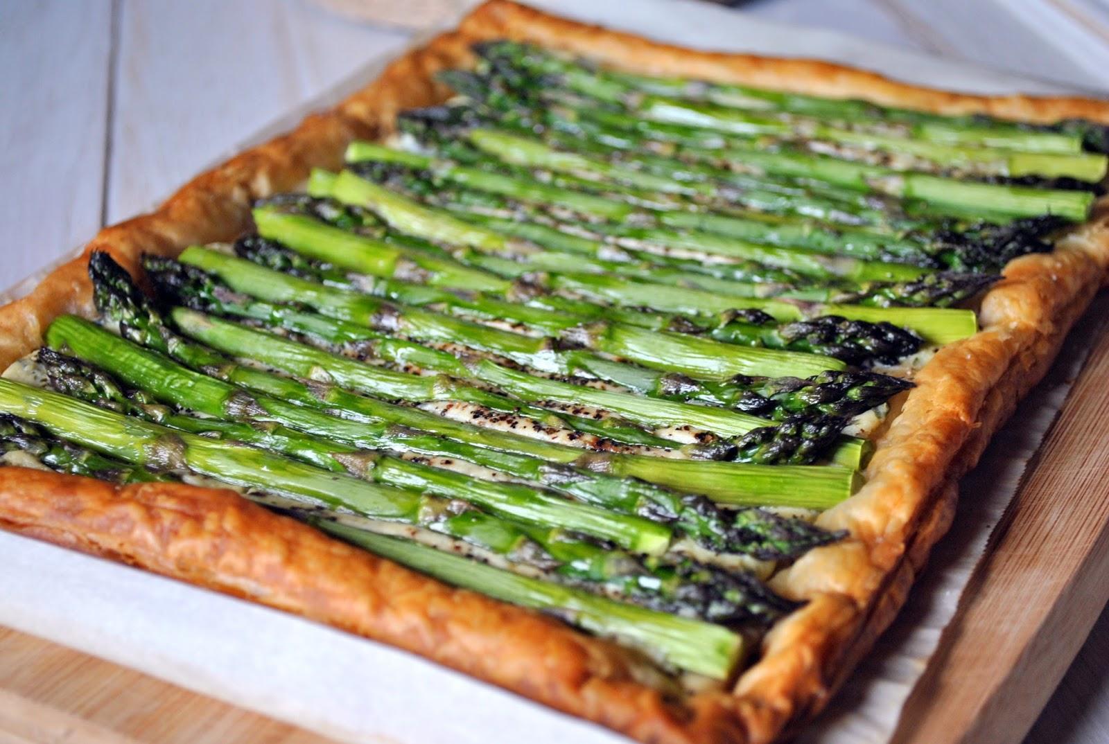 Ina garten asparagus tart recipes ina garten asparagus Ina garten goat cheese tart