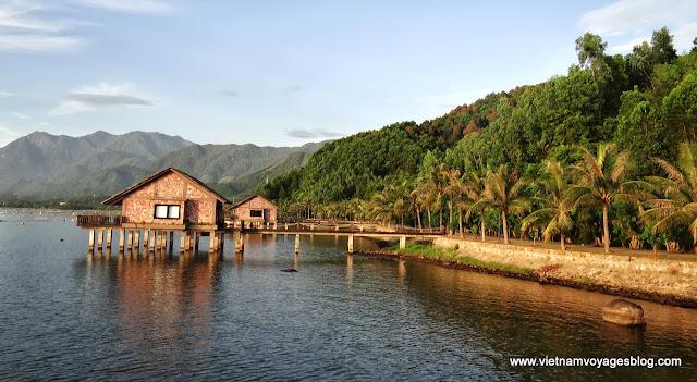 Les paysages romanesques de Hue