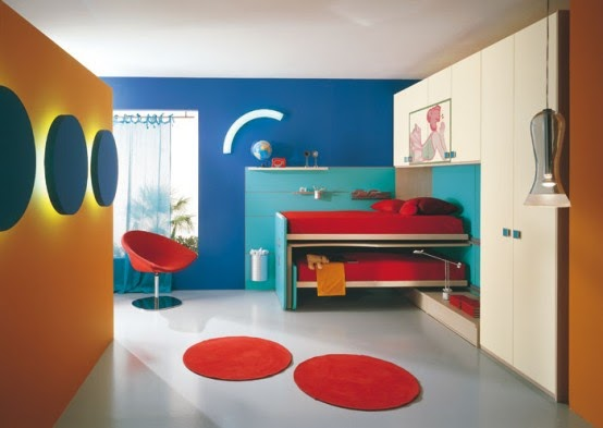 Kids room ideas kids room decoration gallery for Activity room decoration