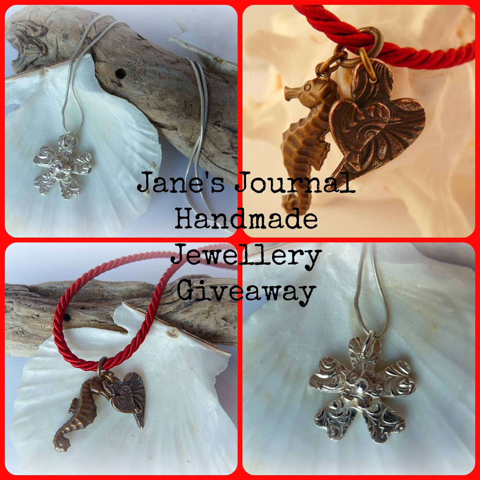 Jane has a fabulous Giveaway!