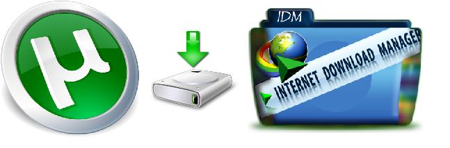 أفضل 5 مواقع للتحميل من التورنت أون لاين بواسطة IDM