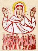 15 สิงหาคม สมโภชพระนางมารีย์รับเกียรติเข้าสู่สวรรค์