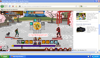 Cheat Ninja Saga - New Hanami Boss Ryu Update 31 maret 2011