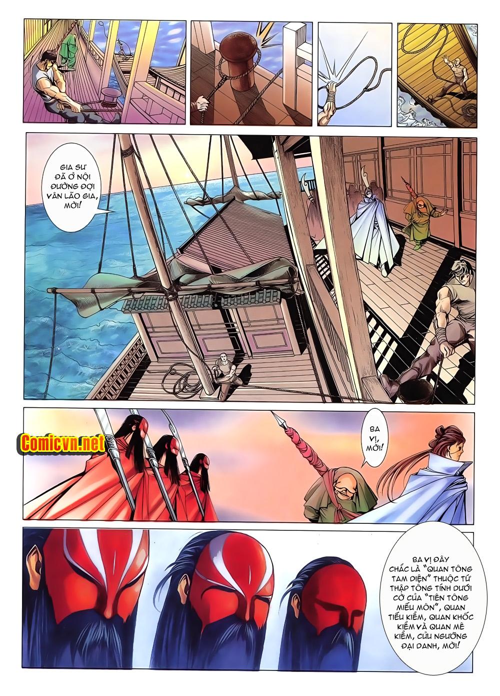 Lục Đạo Thiên Thư chap 14 - Trang 26
