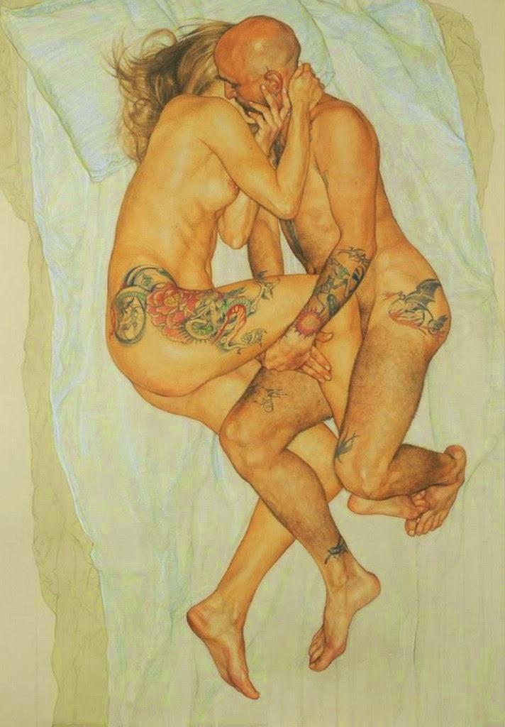cuadros-de-desnudos al-oleo