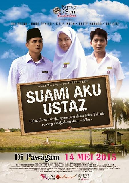 Suami Aku Ustaz (2015), Tonton Full Movie, Tonton Filem Melayu, Tonton Filem Online, Tonton Movie Online, Tonton Filem Melayu Online, Tonton Filem Terbaru.