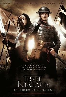 Three Kingdoms Resurrection of The Dragon 2008 สามก๊ก ขุนศึกเลือดมังกร