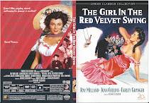 ORDER - THE GIRL IN THE RED VELVET SWING starring JOAN WITH RAY MILLAND &amp; FARLEY GRANGER.