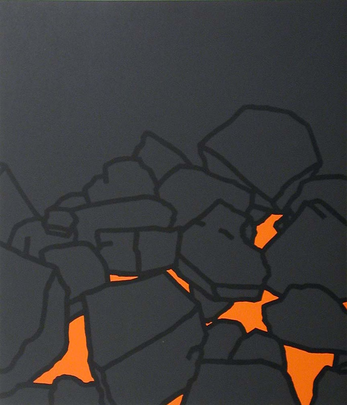 ART & ARTISTS: Patrick Caulfield - part 1