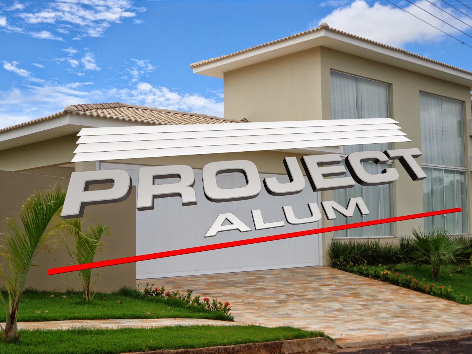 Project Alum Esquadrias em Alumínio