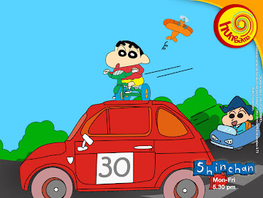 #11 Crayon Shin-chan Wallpaper