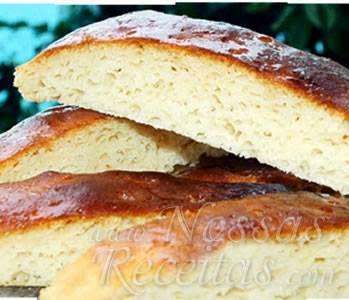 receita fácil de pão de batata delicioso e sem glúten