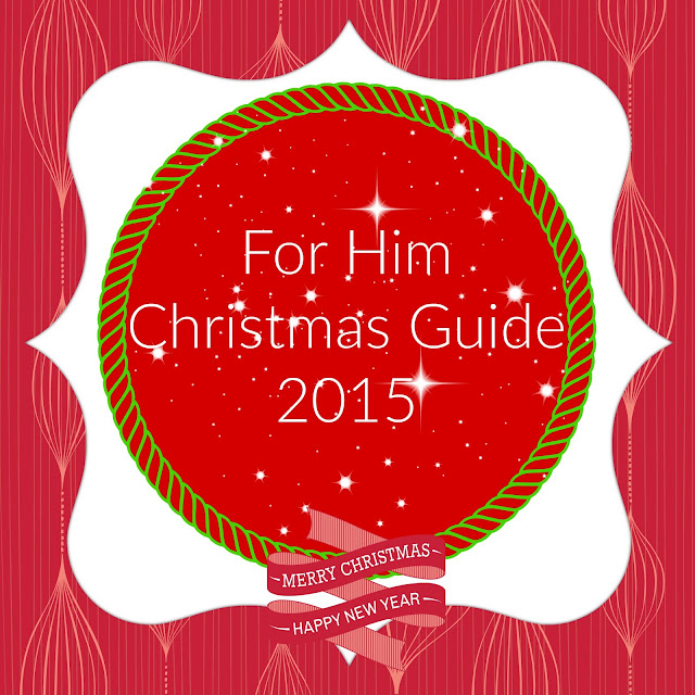 men Christmas Gift Guide