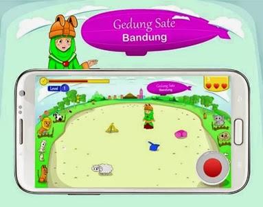 Sahabat Mimi Gedung Sate Bandung
