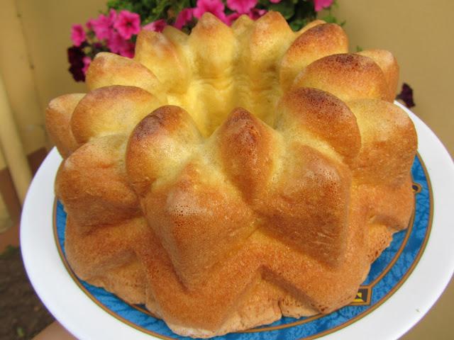 Bizcocho de panadería Ana Sevilla