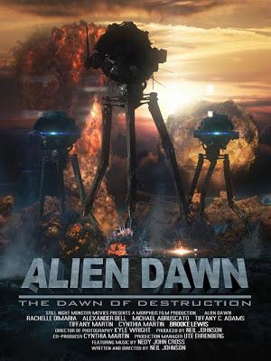 Quái Vật Lúc Bình Minh - Alien Dawn