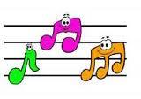 los martes,aprendemos música