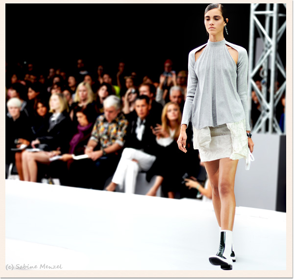 Psynopsis LFW  SS13 J.W. Anderson Grey Sweater