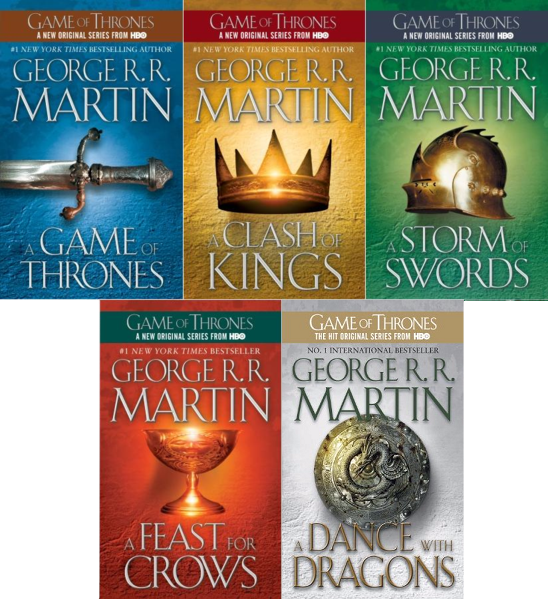 Book Cover Series Games ~ Miscellaneous manicures game of thrones book cover nails