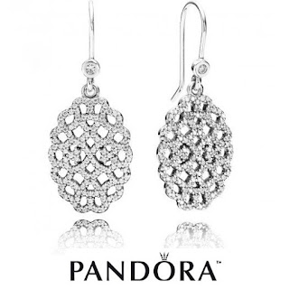 BY MALENE BİRGER Trona Jacket PANDORA JEWELRY Silver Earrings