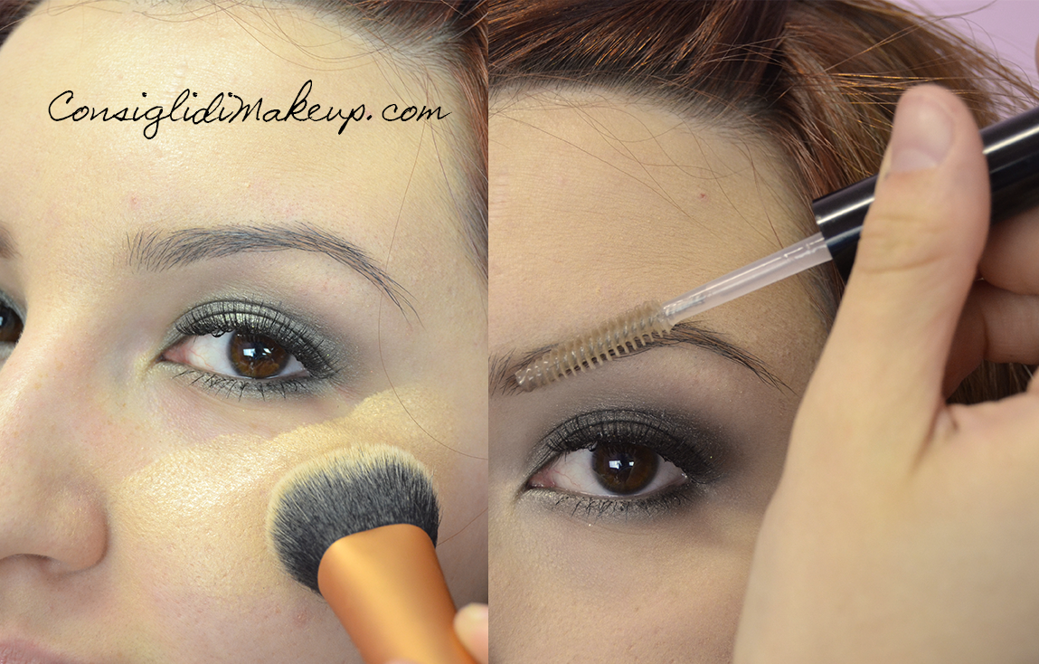 Tutorial Smoky Eyes Verde
