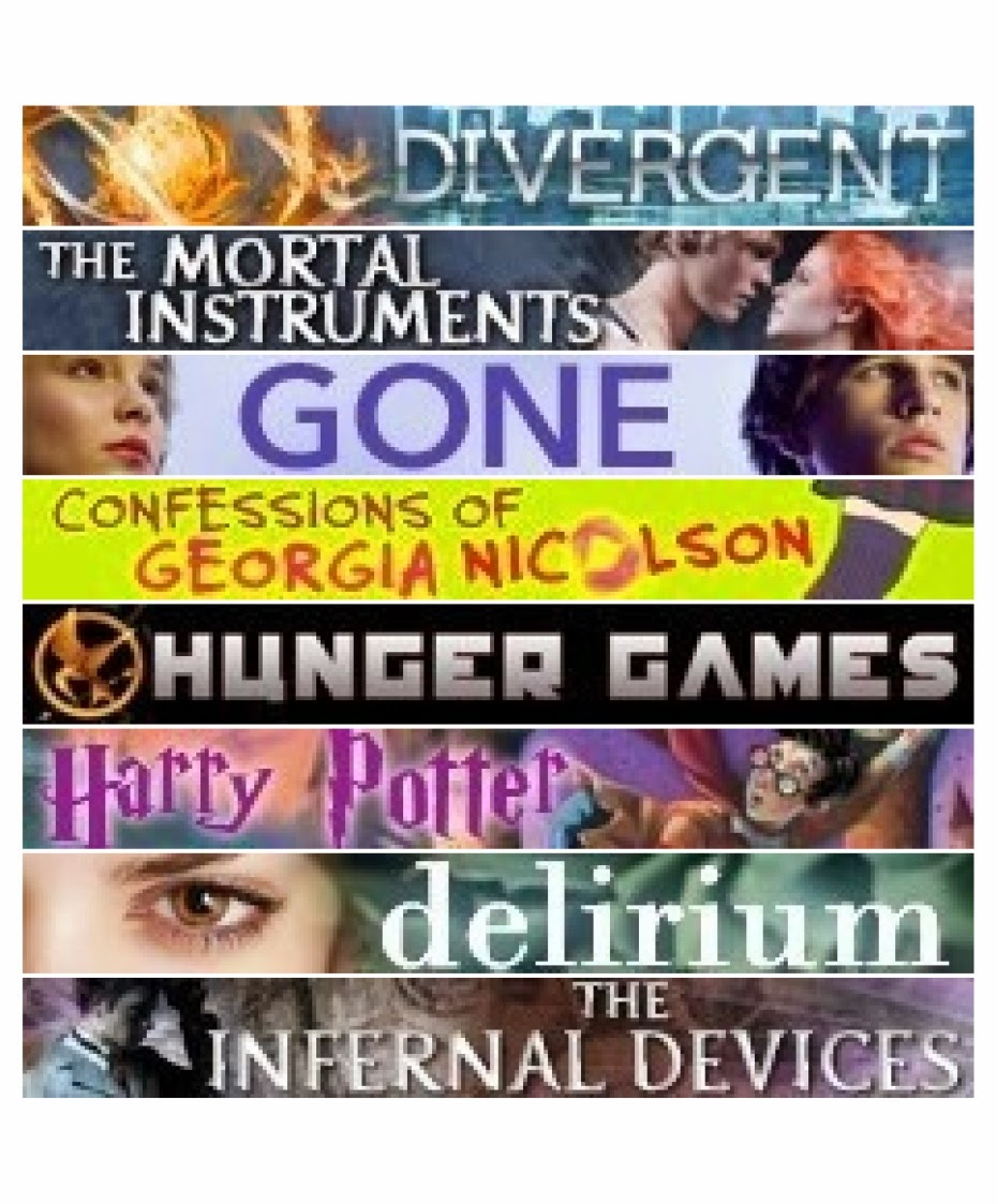 These are some of my favourite series