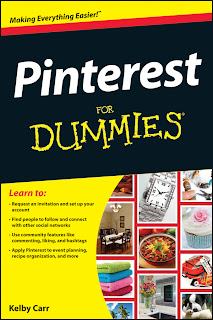 Pinterest For Dummies – Review and Reader Giveaway