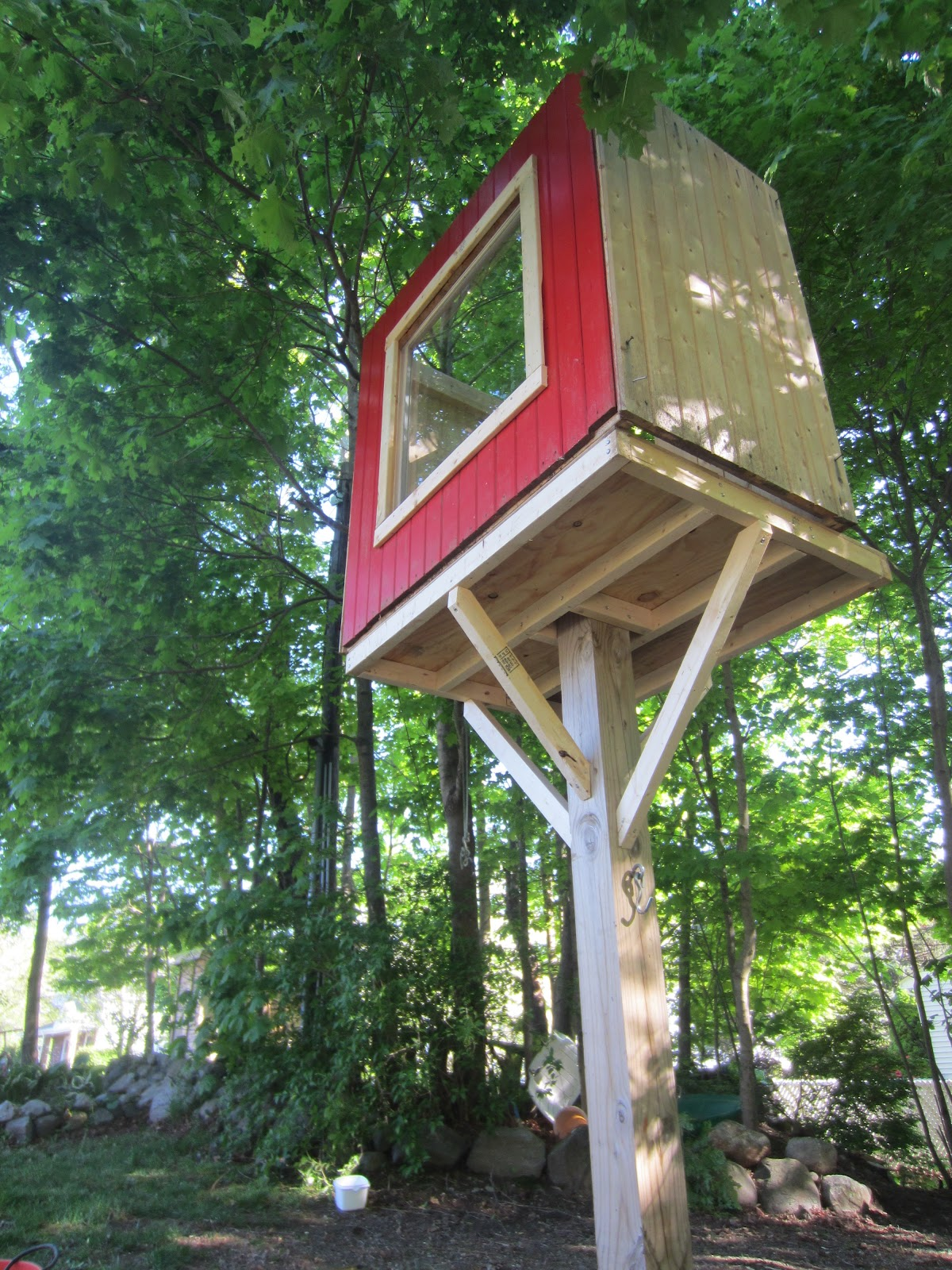Relaxshacks Com The Quot Lollipop Fort Cabin Tiny House Of