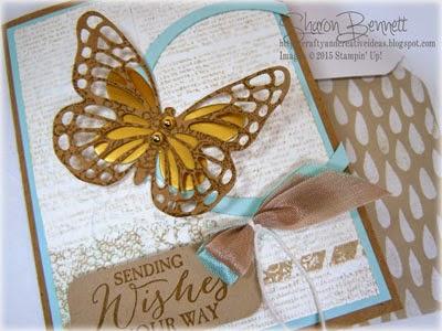 Butterfly Basics Card  Cose up shot- DSC#131