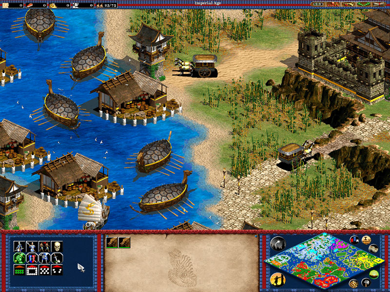 Age Of Empire II Age Of Kings + The The Conquerors - Espa�ol
