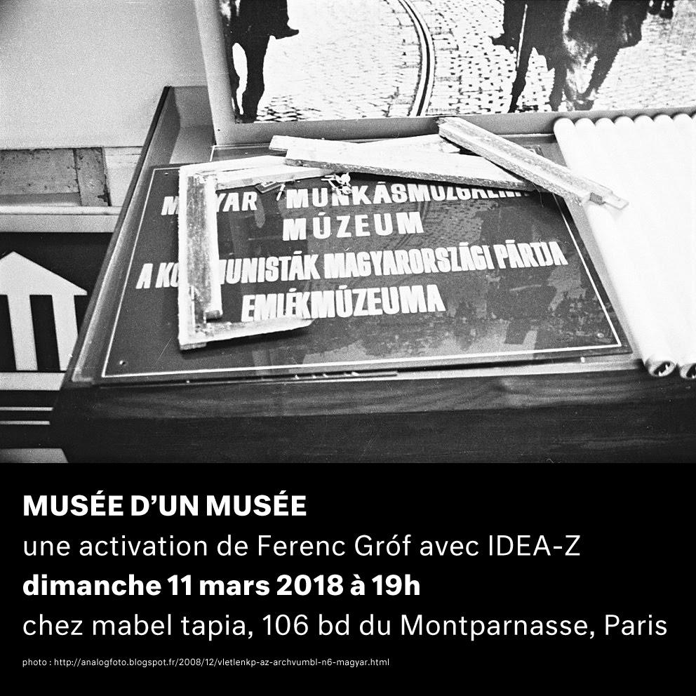 Musée d'un musée