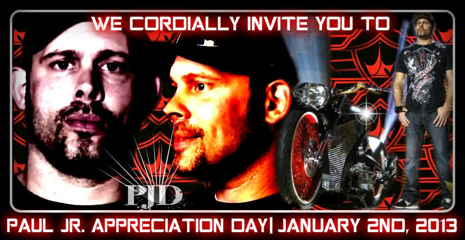 wednesday january 2nd has been declared paul teutul jr and paul jr