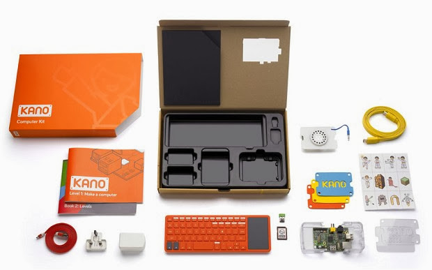 build a pc from scratch with kano computer kit labtu tech news