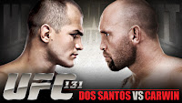 UFC 131 - Cigano vs Carwin