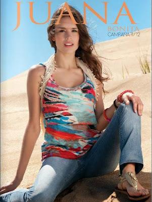 catalogo juana bonita C-11-12 de 2013