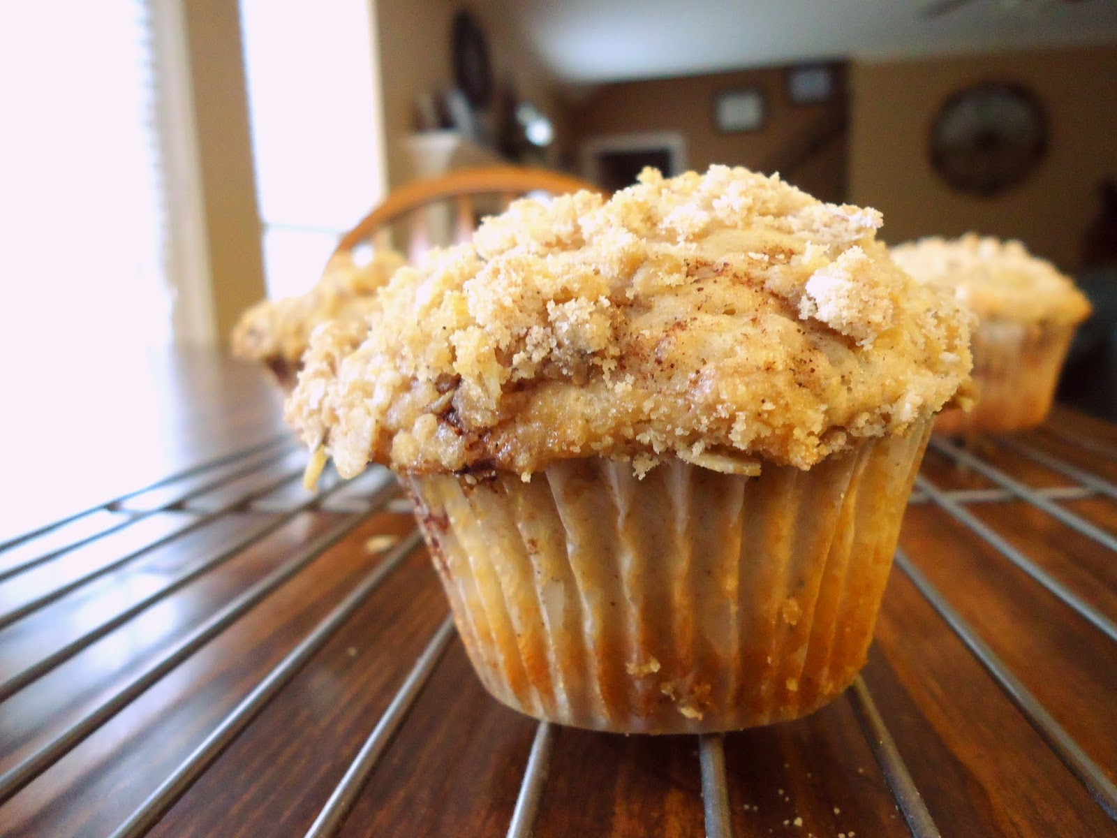 Foodie & Fabulous: Simply Sinful Cinnamon Muffins