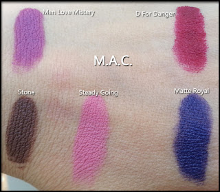 MAC - The Matte Lip Collection 2015