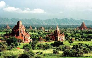 bagan temples & pagodas