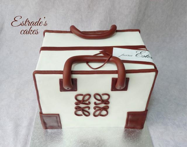 tarta bolso de Loewe 4