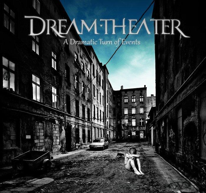 dream theater a dramatic turn of events album