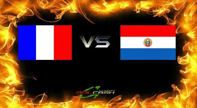 Prediksi Prancis vs Paraguay