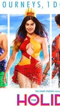 The Holiday 2020 Hindi Complete Original Web Series 720p HDRip 1.3GB Free Download