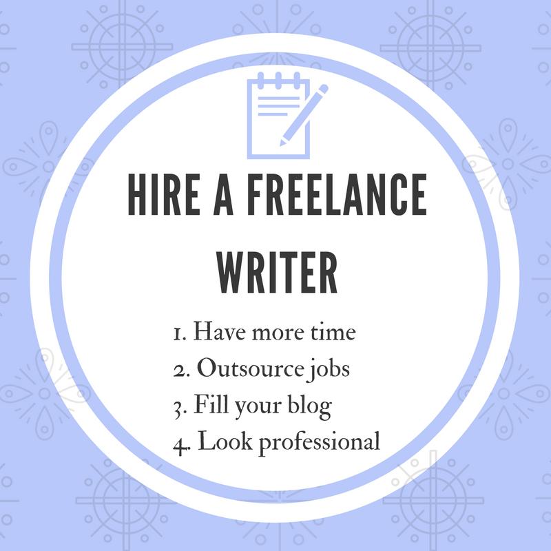 Hiring a freelance writer jogja