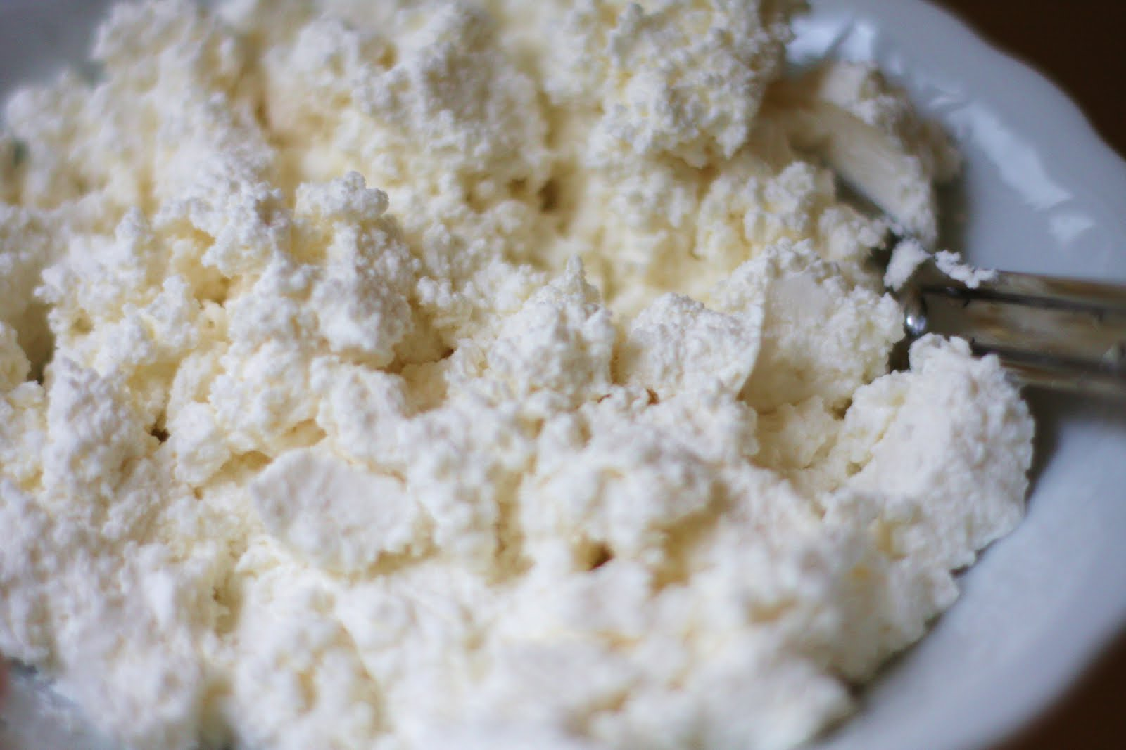 ovenless chef: Easy Homemade Ricotta/Cottage cheese!!!!