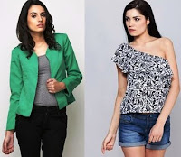 Buy  Women collection upto 70% +B1G1 + 25% off  at Starting price Rs 200 Via yepme India Deals