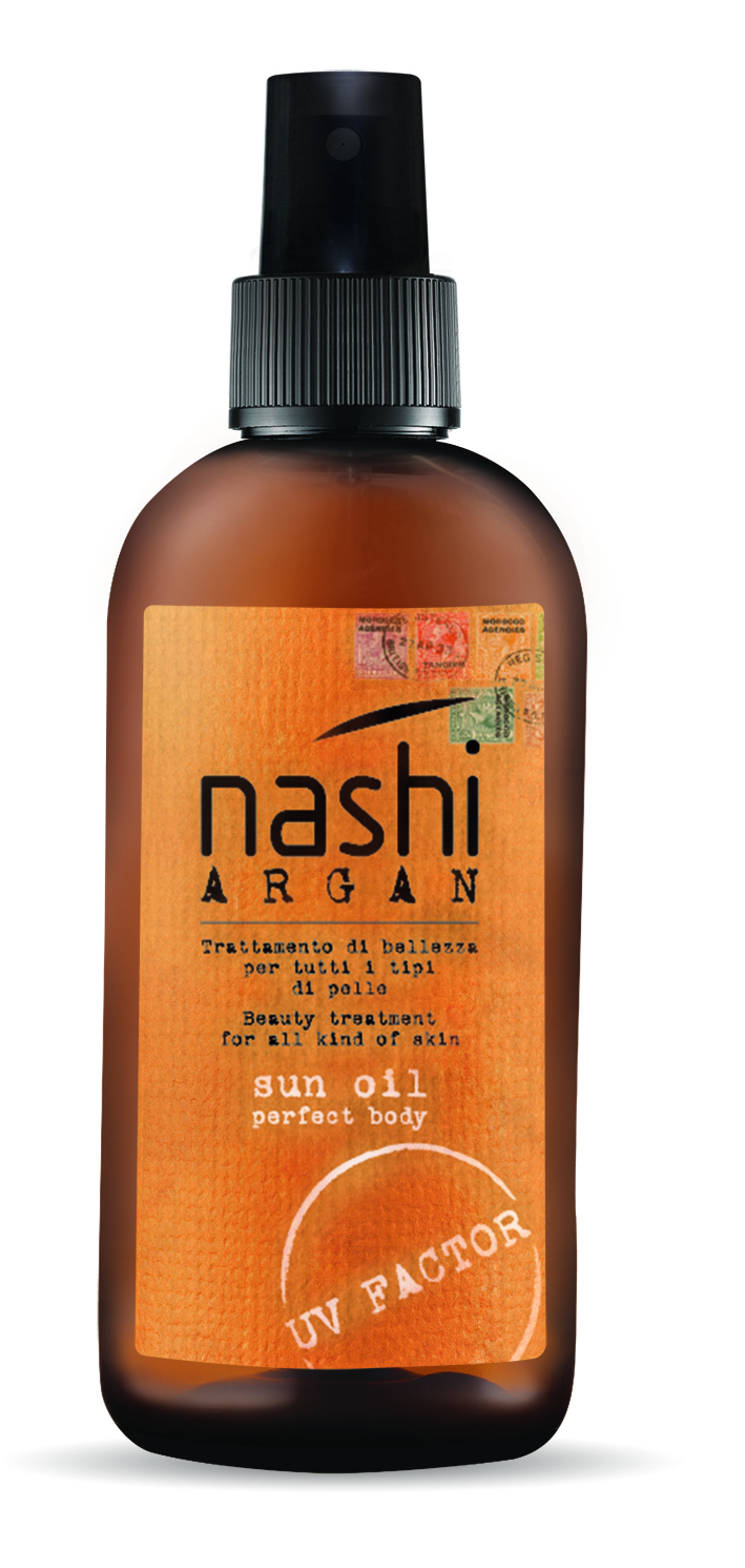 Nashi Argan Sun Body Oil